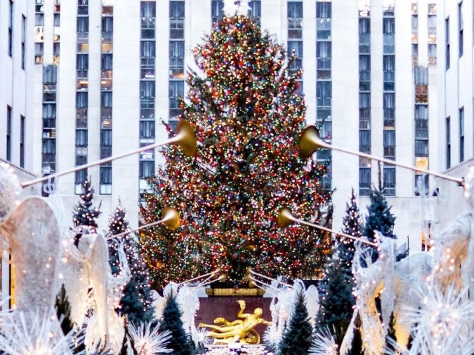 The 5 Most Famous Christmas Trees In The World